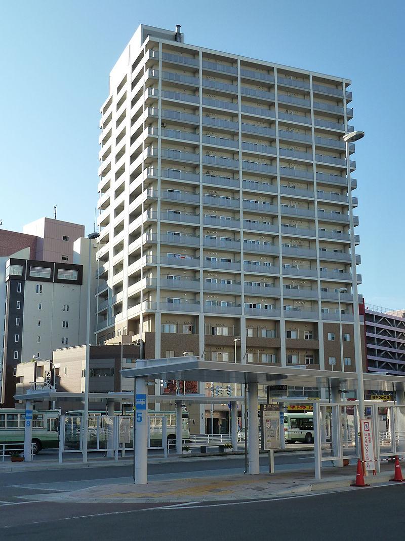ミッドライフタワー青森駅前