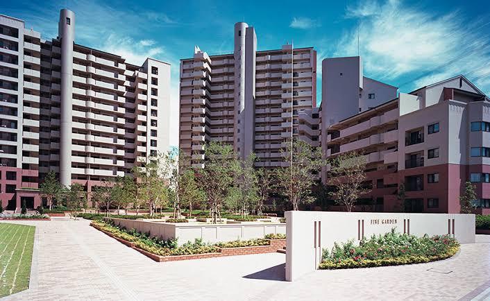 京阪東ローズタウン・ファインガーデン