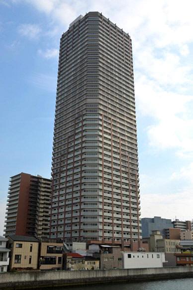 阿波座ライズタワーズ フラッグ46