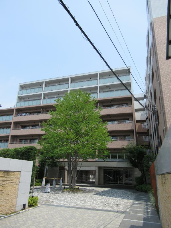 ザ・パークハウス横濱中山