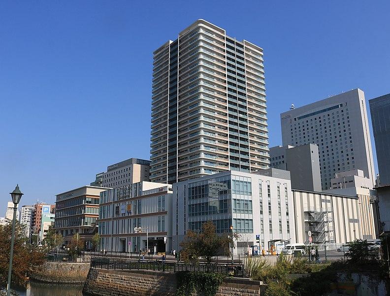 プラウドタワー名古屋栄