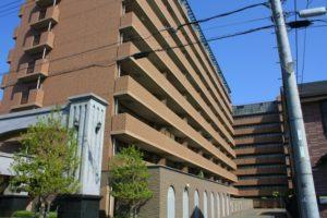 ライオンズマンション上野芝駅前